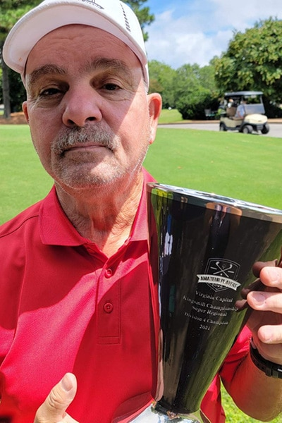amateur players tour winner Kingsmill championship in virginia