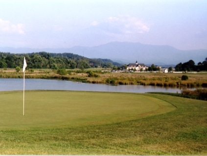 amateur players tour at sevierville tennessee river course