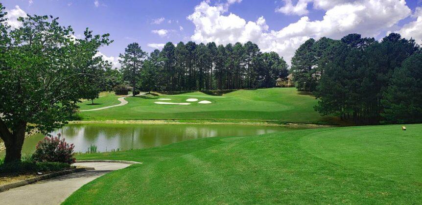 amateur players tour at Tanasi Golf Course