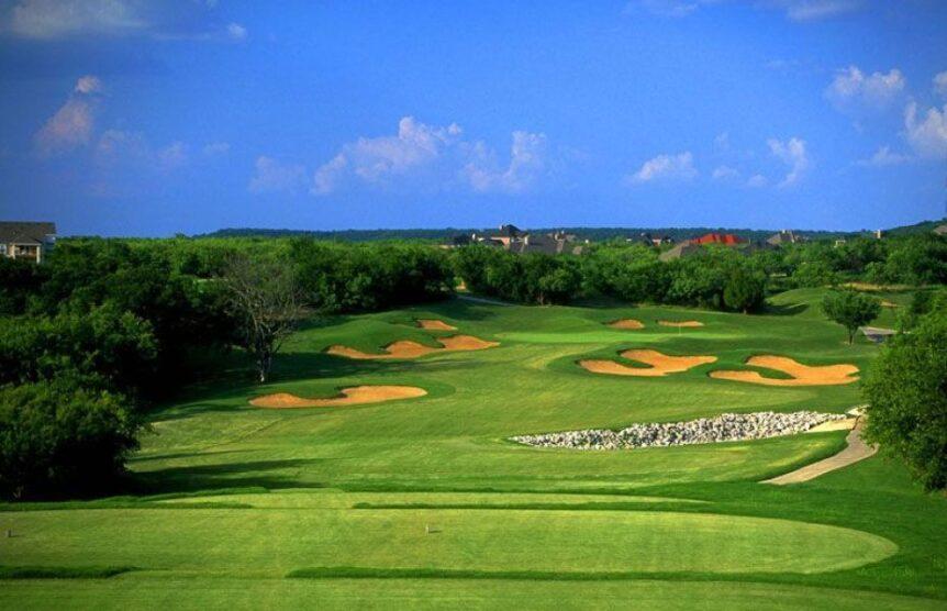amateur players tour at Tangle Ridge Golf Club Texas