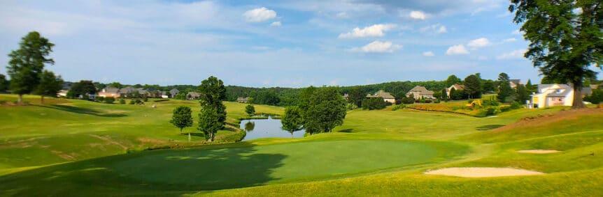 amateur players tour at Woodfin Ridge Golf club south carolina