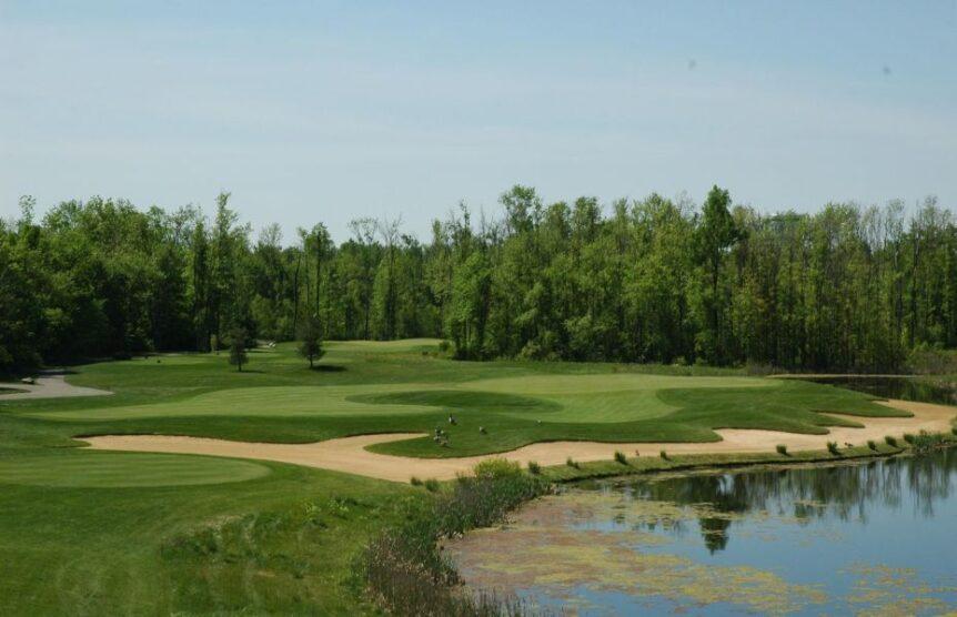 amateur players tour at Cumberland Trail Golf Club Ohio