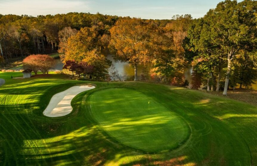 amateur players tour golf tournament at Kingsmill Resort