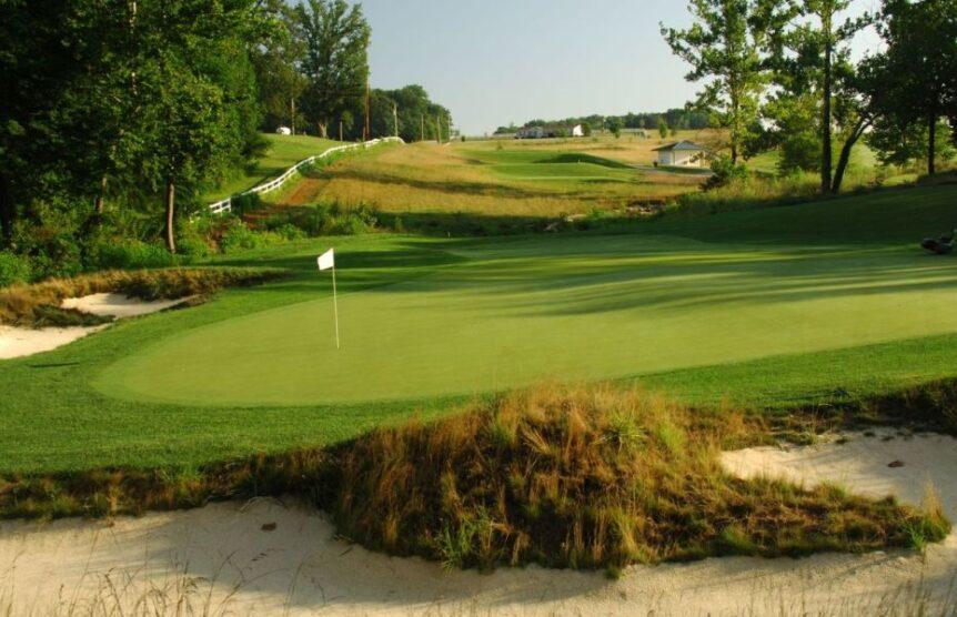 amateur players tour golf tournament Chariot Run