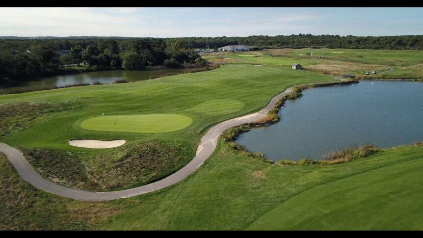 Amateur players golf tournament New York