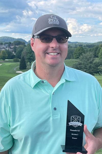 USGA golf tournament amateur players