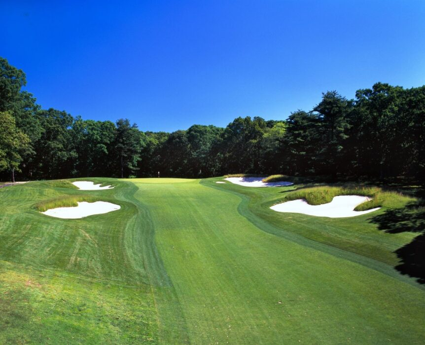 amateur players tour at Bethpage state park golf course